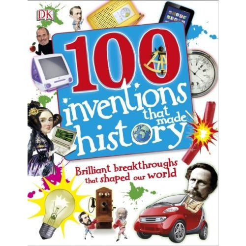 100 Events That Made History - books 4 people