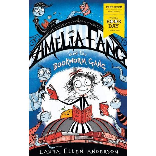 Amelia Fang And The Bookworm Gang - World Book Day 2020 - books 4 people