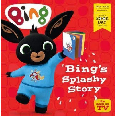 Bings Splashy Story - World Book Day 2020 - books 4 people