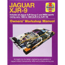 Haynes Jaguar Xjr-9 - Owners Workshop Manual - books 4 people