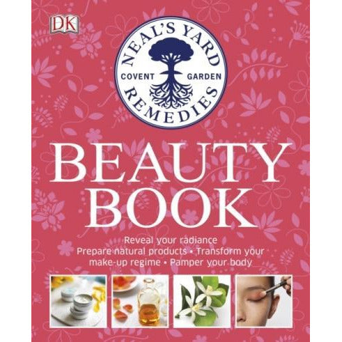 Neals Yard Remedies Beauty Book - books 4 people