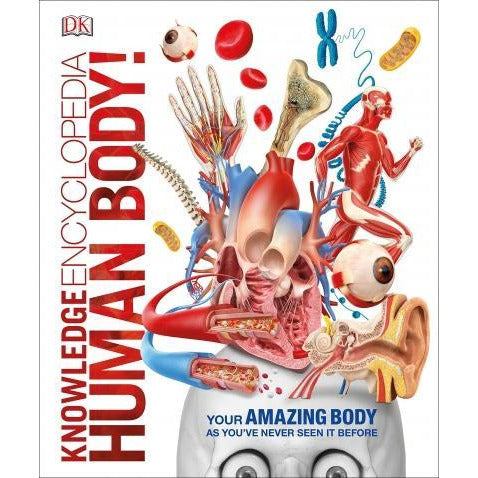 Knowledge Encyclopedia Human Body - books 4 people