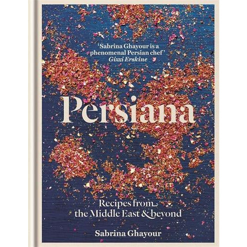 Persiana - Recipes From The Middle East And Beyond - books 4 people