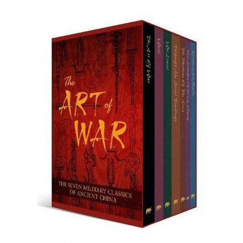 The Art Of War Collection - The Seven Military Classics Of Ancient China - books 4 people