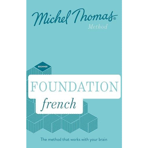 Foundation French New Edition - Learn French With The Michel Thomas Method - Beginner French Audio.. - books 4 people