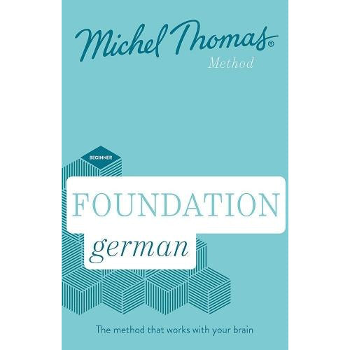 Foundation German New Edition - Learn German With The Michel Thomas Method - Beginner German Audio.. - books 4 people