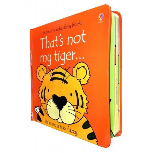 Thats Not My Tiger Touchy-feely Board Books - books 4 people