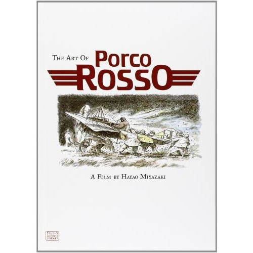 The Art Of Porco Rosso Studio Ghibli Library - books 4 people