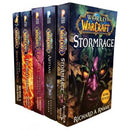 Warcraft - World Of Warcraft - 5 Book Collection Set - The Shattering Thrall Twilight Of The Aspec.. - books 4 people