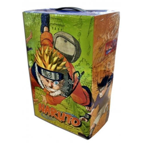 Naruto Box Set 1 - 1-27 Complete Childrens Gift Set Collection Masashi Kishimoto - books 4 people