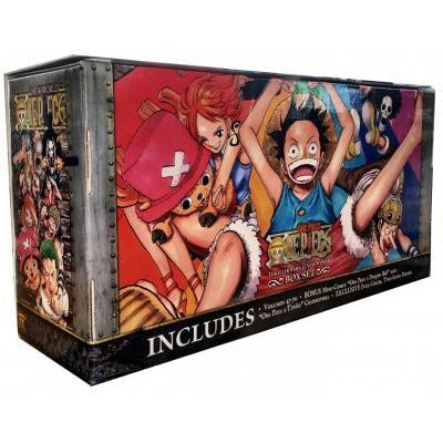 One Piece Collection Box Set 3  47-70 - books 4 people
