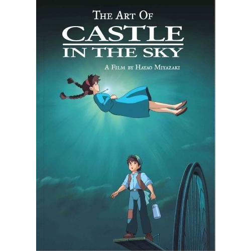 The Art Of Castle In The Sky - books 4 people