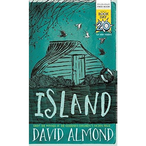 Island - World Book Day 2017 - books 4 people