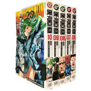 One-punch Man Volume 6-10 Collection 5 Books Set - Series 2 - books 4 people