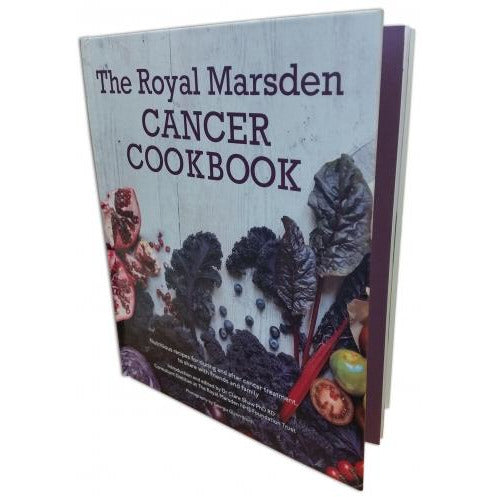 Fighting Cancer Cookbook - Royal Marsden Nutritious Recipes For During And After Cancer Treatment .. - books 4 people
