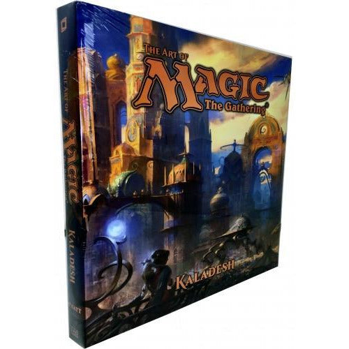 The Art Of Magic - The Gathering Kaladesh By James Wyatt - books 4 people
