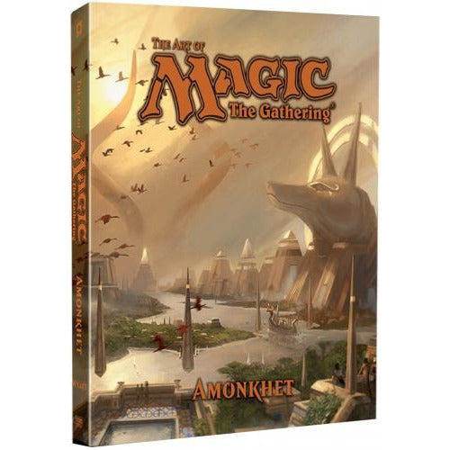 The Art Of Magic The Gathering - Amonkhet By James Wyatt - books 4 people
