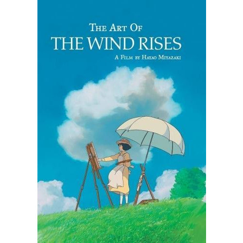 The Art Of The Wind Rises By Hayao Miyazaki - books 4 people