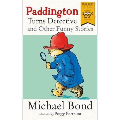 Paddington Turns Detective And Other Funny Stories World Book Day 2018 - books 4 people