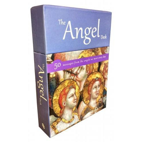 The Angel Deck Tarot Cards Collection Gift Set Pack Psychic Read Astrology - books 4 people