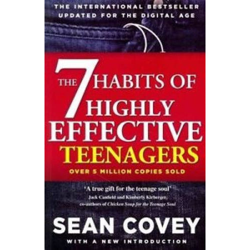 The 7 Habits Of Highly Effective Teens - books 4 people