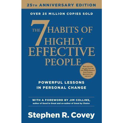 The 7 Habits Of Highly Effective People - books 4 people