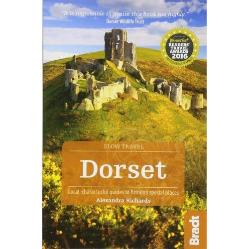 Dorset Bradt Travel Guides - books 4 people