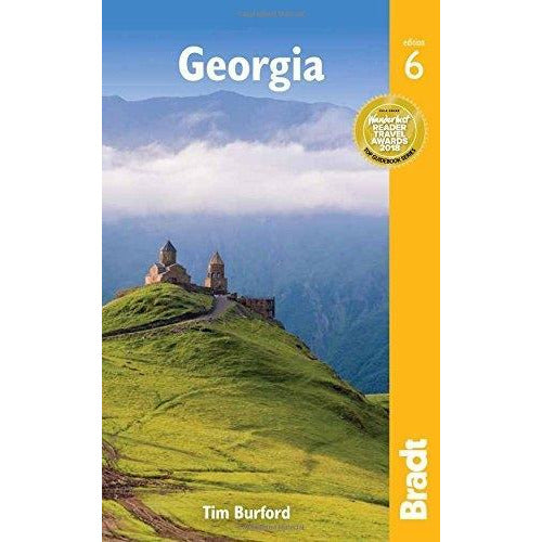 Georgia Bradt Travel Guides - books 4 people