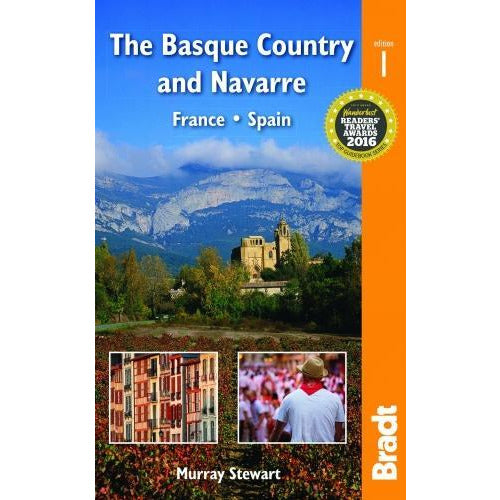 The Basque Country And Navarre - France And Spain - books 4 people