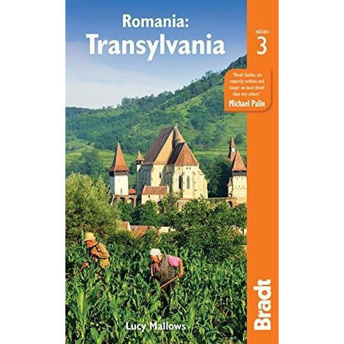 Transylvania By Lucy Mallows - books 4 people