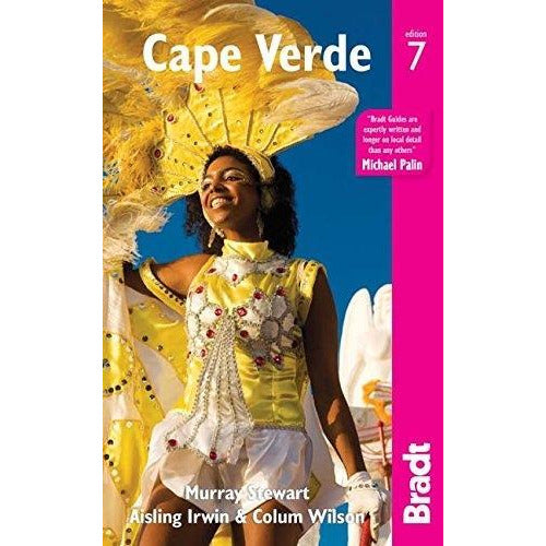 Cape Verde Bradt Travel Guides - books 4 people