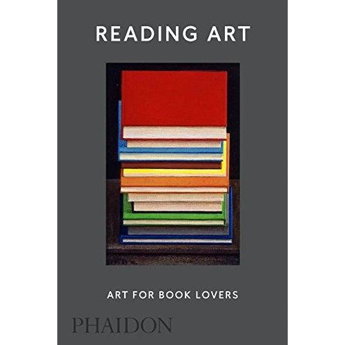 Reading Art - Art For Book Lovers - books 4 people