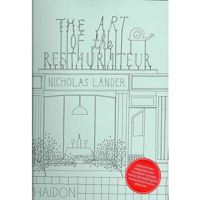 The Art Of The Restaurateur - books 4 people
