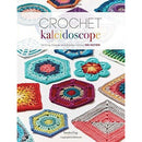 Crochet Kaleidoscope - Shifting Shapes And Shades Across 100 Motifs - books 4 people