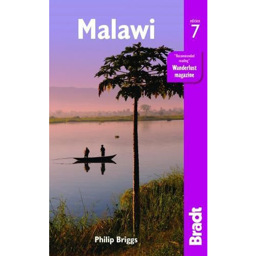 Malawi Bradt Travel Guides By Philip Briggs - books 4 people