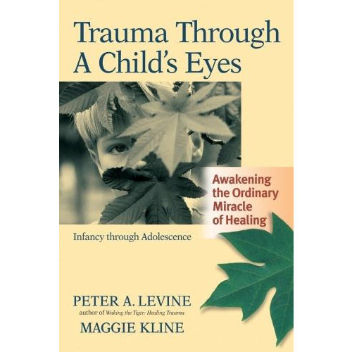 Trauma Through A Childs Eyes - Awakening The Ordinary Miracle Of Healing - books 4 people