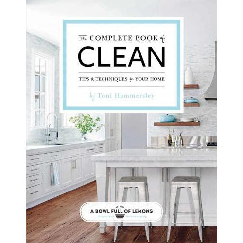 The Complete Book Of Clean - books 4 people