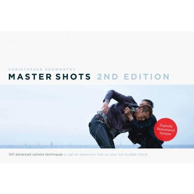 Master Shots Vol 1 - 2nd Edition - books 4 people