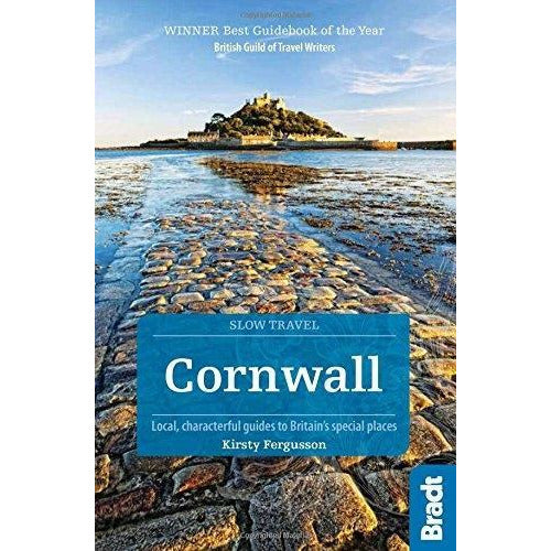 Cornwall Bradt Travel Guides - books 4 people