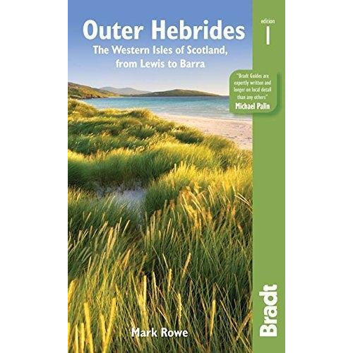 Outer Hebrides - The Western Isles Of Scotland From Lewis To Barra - books 4 people