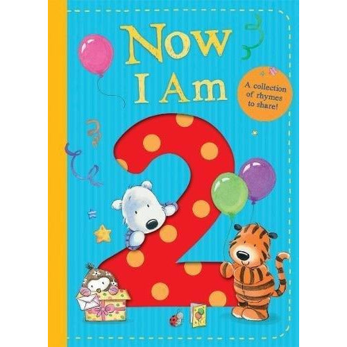 Now I Am 2 By Rachel Baines - books 4 people
