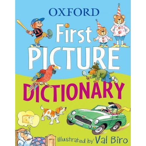 Oxford First Picture Dictionary - books 4 people