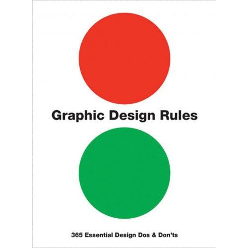 Graphic Design Rules 365 Essential Design Dos And Donts - books 4 people
