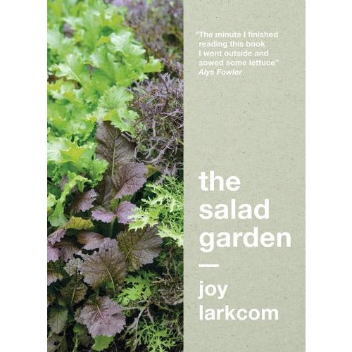The Salad Garden - books 4 people