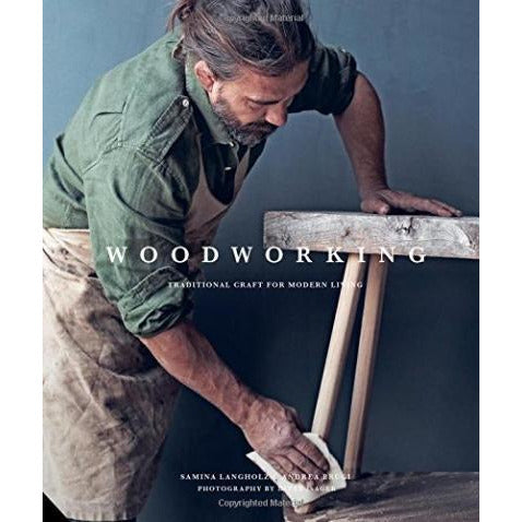 Woodworking Traditional Craft For Modern Living - books 4 people