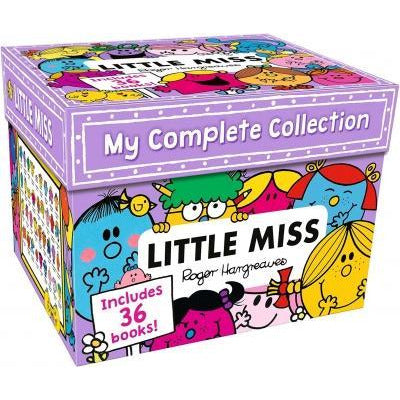 Little Miss My Complete Collection 36 Books Box Set - books 4 people