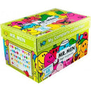 Mr Men My Complete Collection 48 Books Box Set By Roger Hargreaves - books 4 people