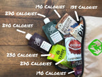 CALORIES PER OUNCE RULES OF THUMB
