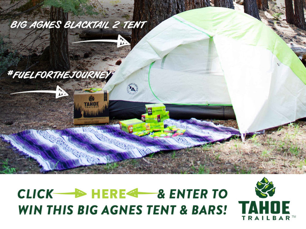 BIG AGNES TENT SUMMER GIVEAWAY