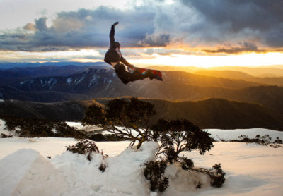 Chasing Winter: A Snowboarder's Journey to Australia